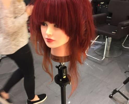 Great haircut and Balayage colour