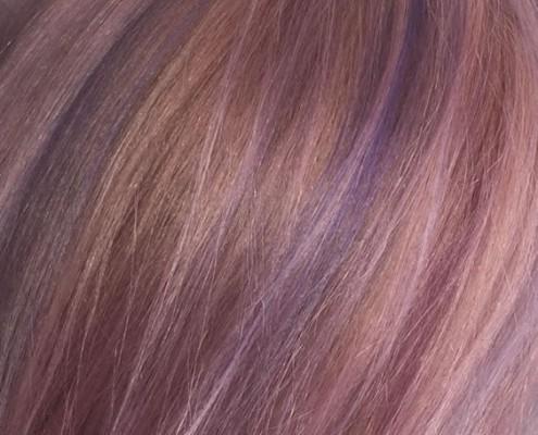 Hair colouring treatments