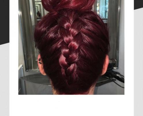 Plumb hair tone