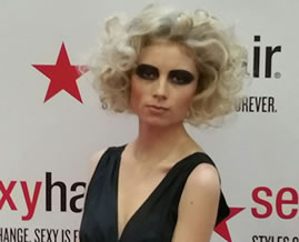 Salon International hair show