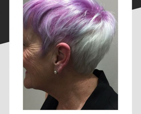 Cut and colour by Angela