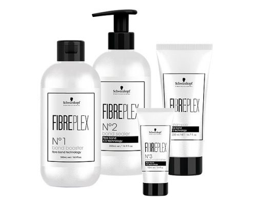 Fibreplex products from Schwarzkopf