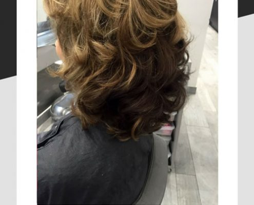 Blow dry by Emma
