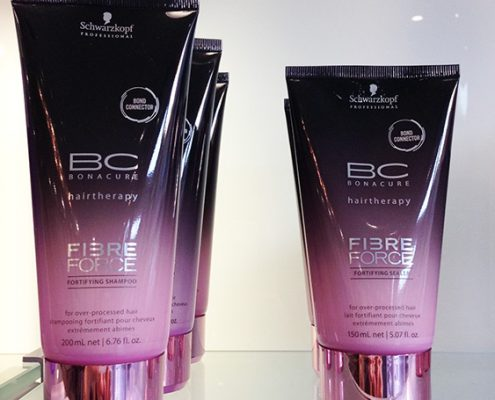 Schwarzkopf fortifying shampoo and conditioner for lightened hair