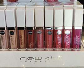 New lip gloss available
