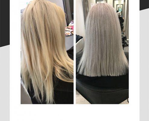 Blonde hair by Natalina