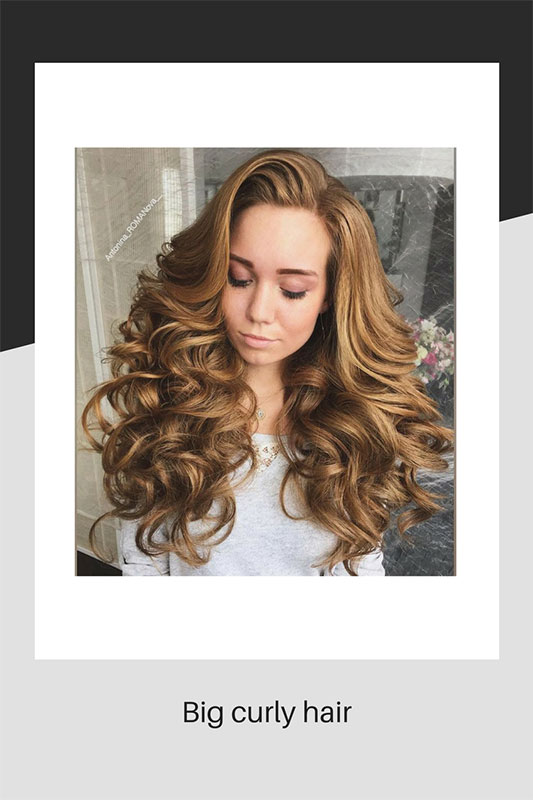 big curl hair styles we discuss the hair styles appearing at 4921 | big curly hair