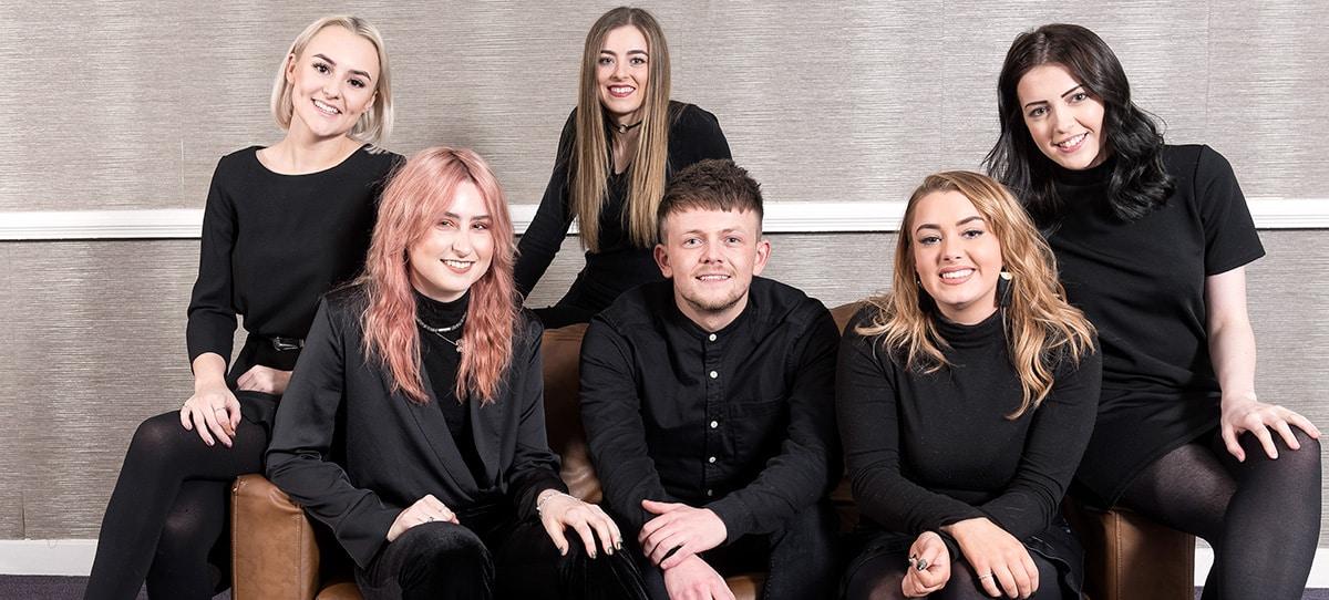 Schwarzkopf Young Artistic Team 2018