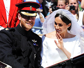 Royal wedding featured
