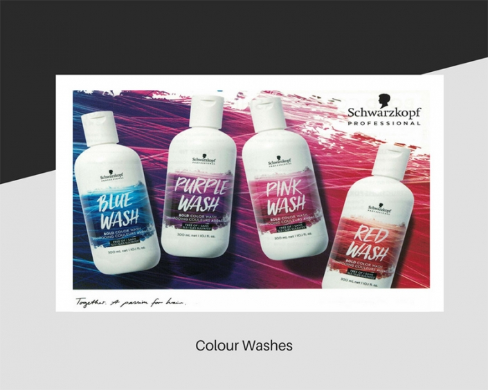 Our colour wash products