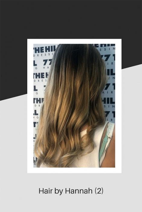 Hair style by Hanna