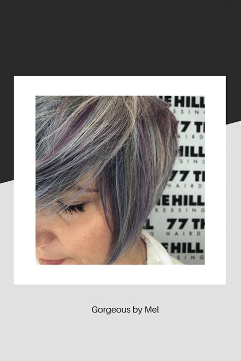 Gorgeous hair by Mel