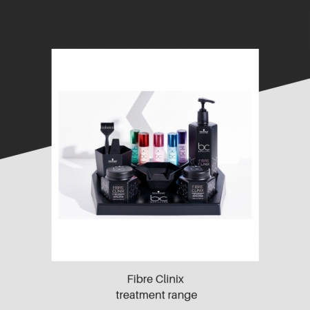 Fibre Clinix hair treatment range