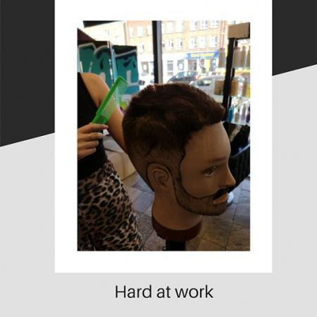 Leanne barbering