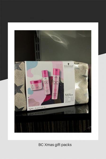 BC Xmas gift packs