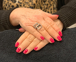 Gelish nails featured