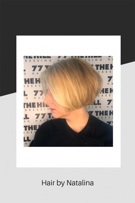 Another hair cut by Natalina