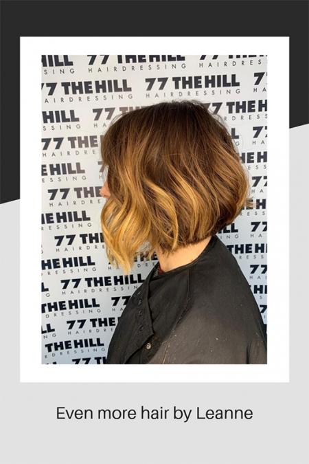 Hair style by Leanne