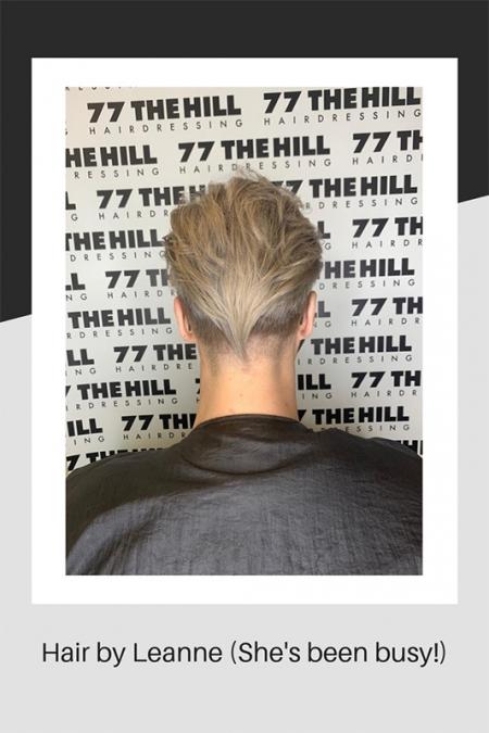 More hair by Leanne