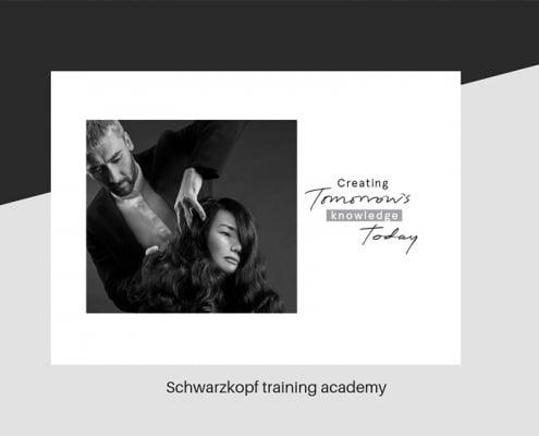Schwarzkopf training academy