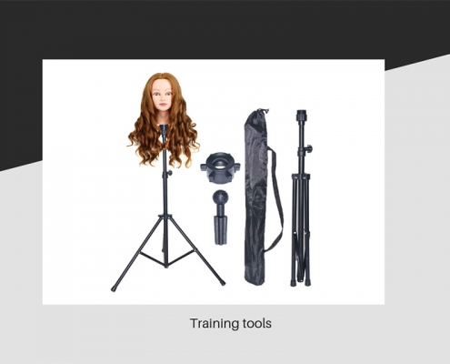 Hair salon training tools