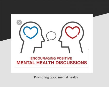 Promoting good mental health