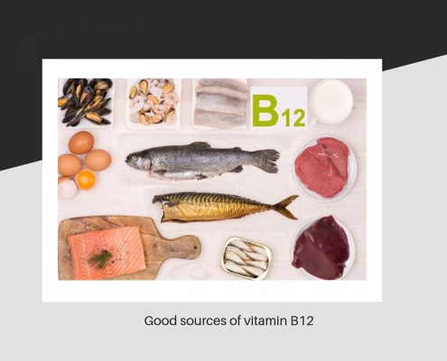Good sources of vitamin B12
