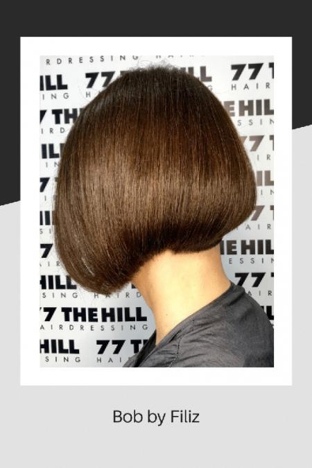 Bob haircut by Filiz