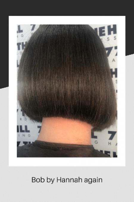 Bob hair by Hannah