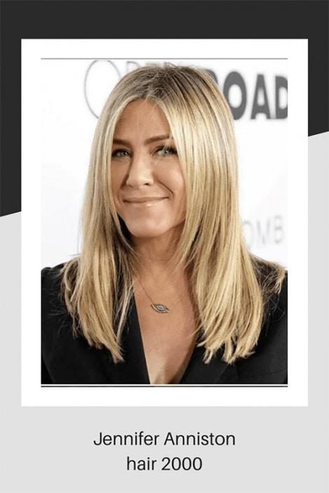 Jennifer Anniston hair 2000