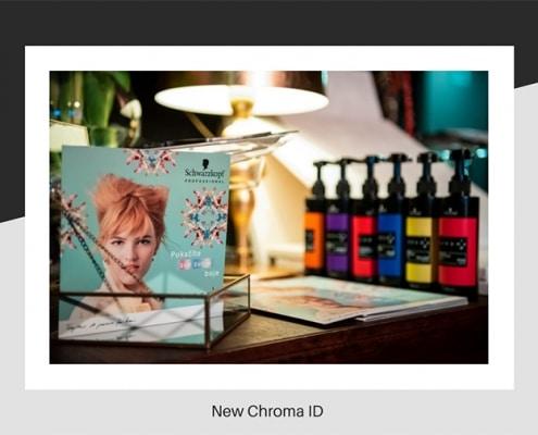 Chroma ID hair product