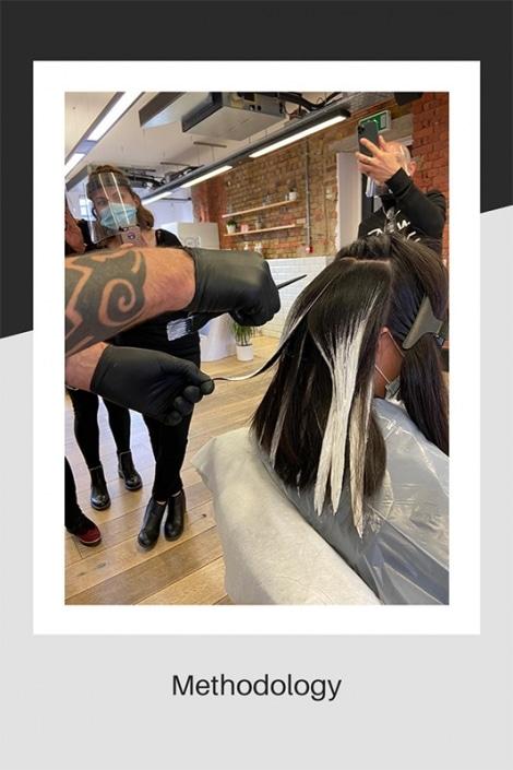 How to do Balayage hair