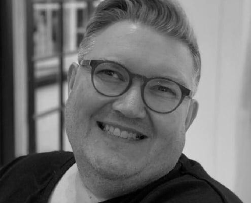 Jamie Farrar, a beloved colleague